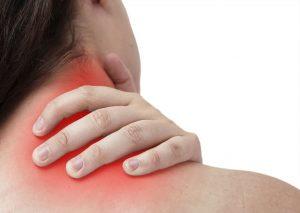 douleur au cou torticolis