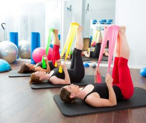 tensions musculaires yoga-etirement-exercice