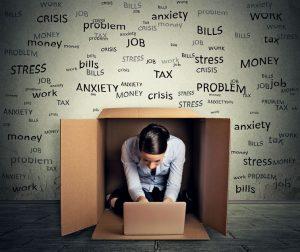 Insomnie stress anxiété dépression stress anxiété
